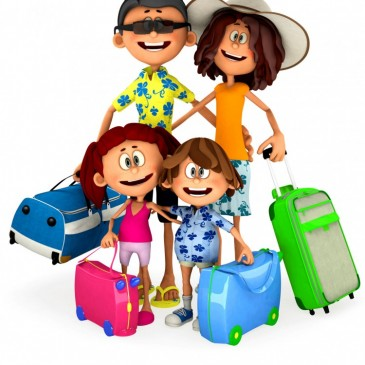 Viajar en Familia – Consejos Prácticos