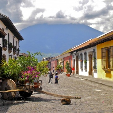 Viajes a Guatemala -Patrimonio de la Humanidad