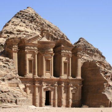 Viajes a Jordania Patrimonio de la Humanidad