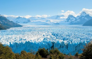 El glaciar Perito Moreno, Patagonia