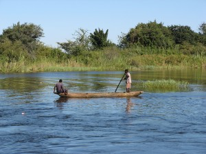 Paisaje en Swaziland