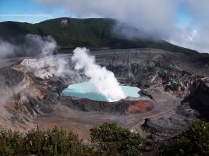 Volcanes de Costa Rica