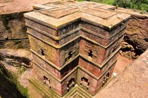 Monasterios de Lalibela