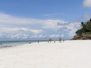 Las playas de Diani