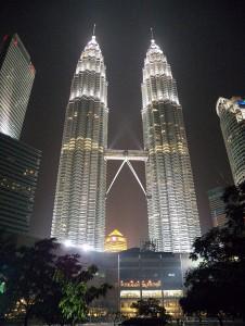 Laas torres Petronas
