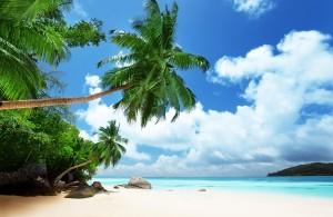 Playa de Mahe