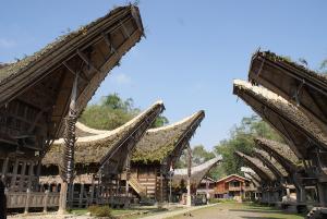 Las espectaculares construcciones de Bali