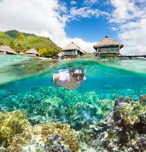 Snorkeling junto al hotel