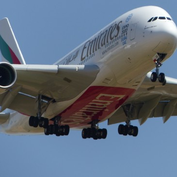 El Airbus 380 llega a Madrid – Viajes Nyala Tours