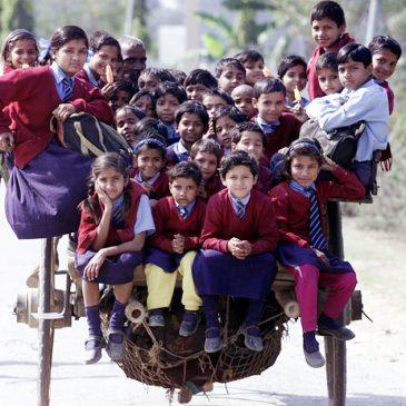 La increible vuelta al colegio en otros paises  /  The very different back to school in other countries
