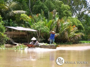 Delta De Mekong, Vietnam Can Tho