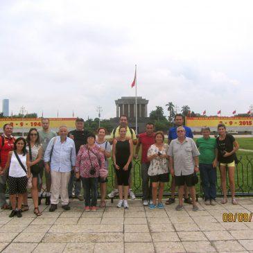 Excelente Viaje de incentivos a Vietnam –  Excellent Incentive Trip to Vietnam