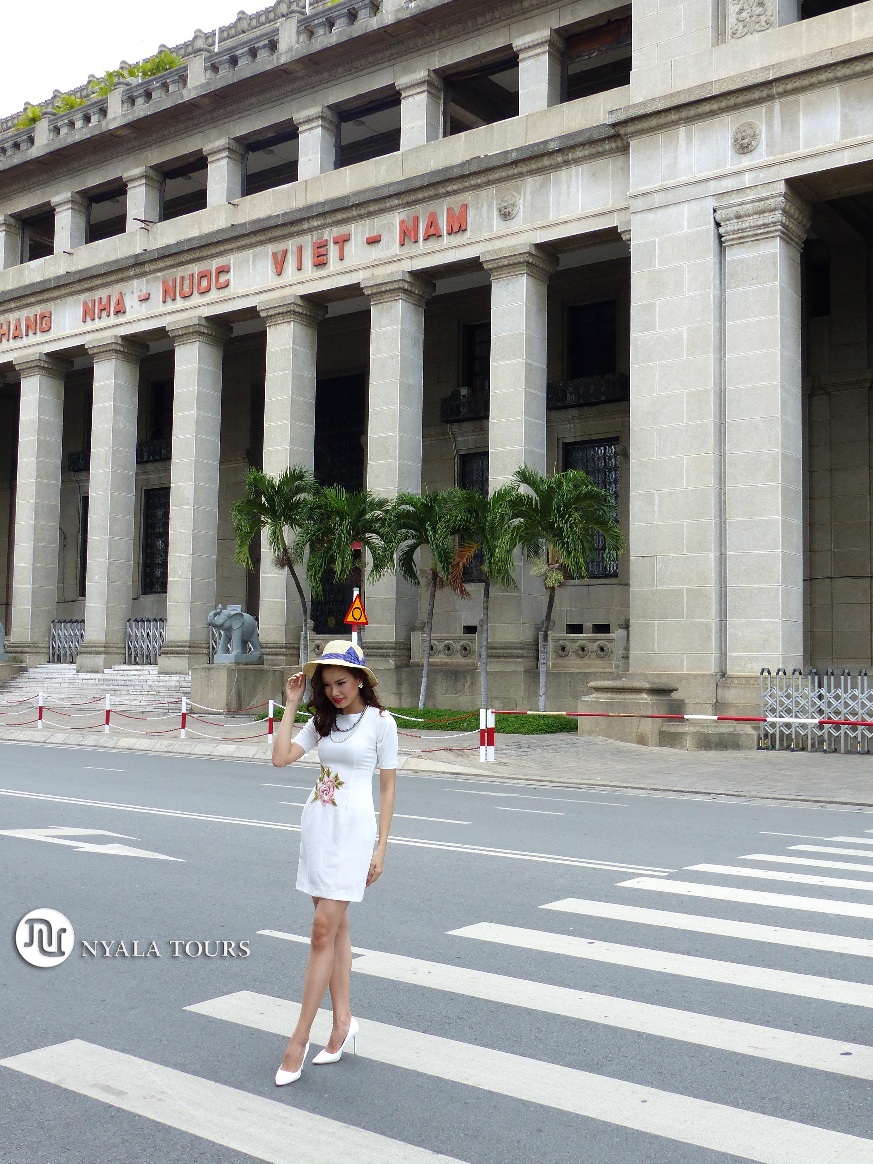 Model Ho Chi Minh, Vietnam