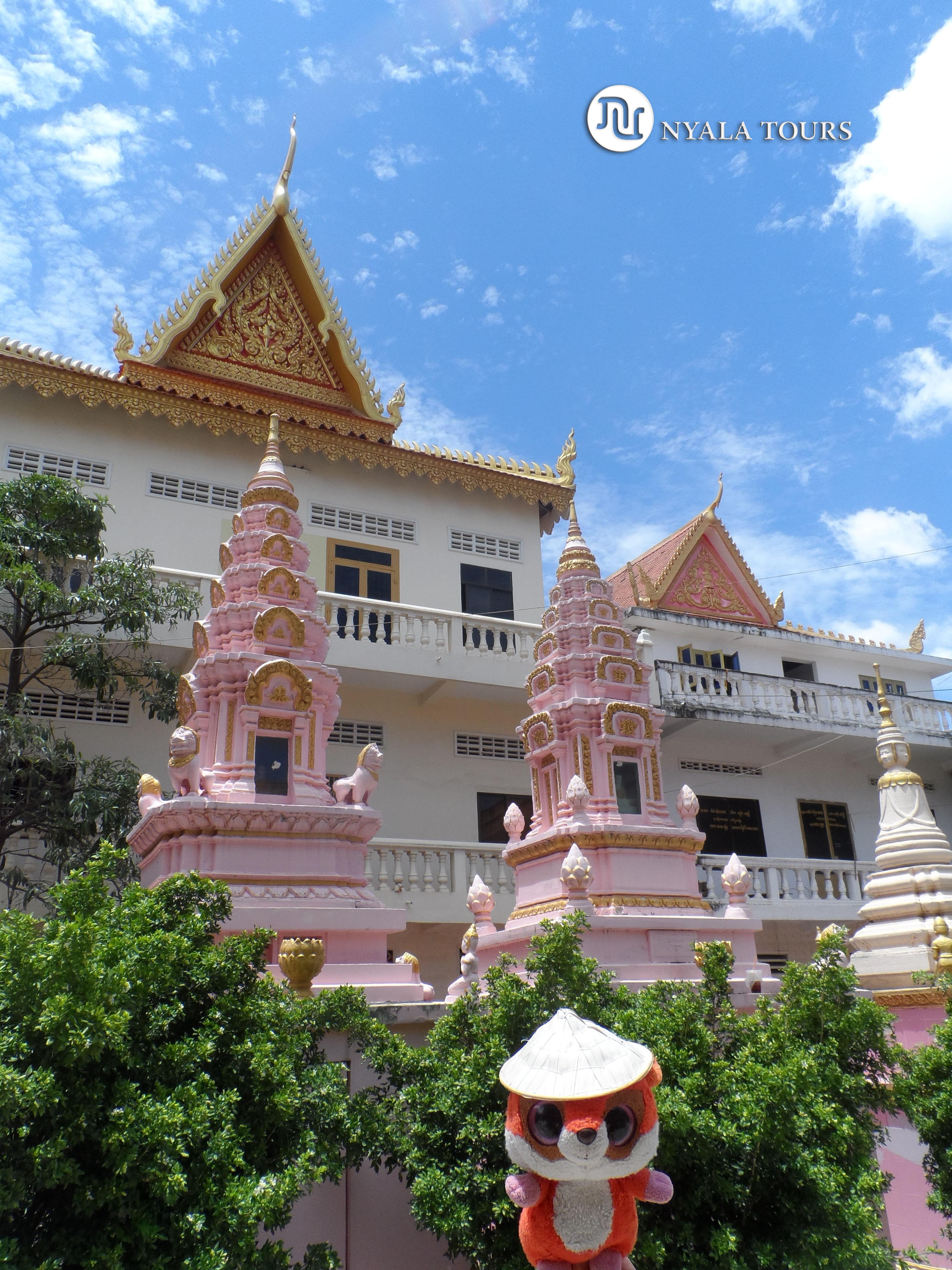 Phnom Penh, CAMBODIA RUBY