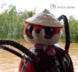 RUBI AND COCO BAG TRIP VIENTNAM TO CAMBODIA