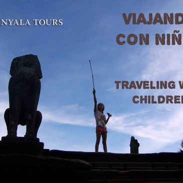 Viajando con Niños  /  Traveling with Children