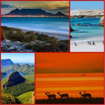 Consejos para viajes a Sudáfrica
