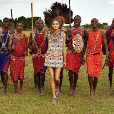 Telas Exóticas de África Oriental –  Exotic Fabric From East Africa