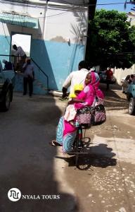 gente de Zanzibar