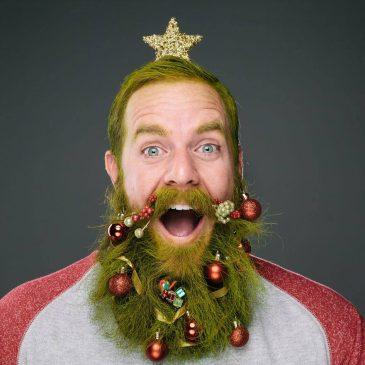 Mejores  Barbas Navideñas  |  Best Christmas beards