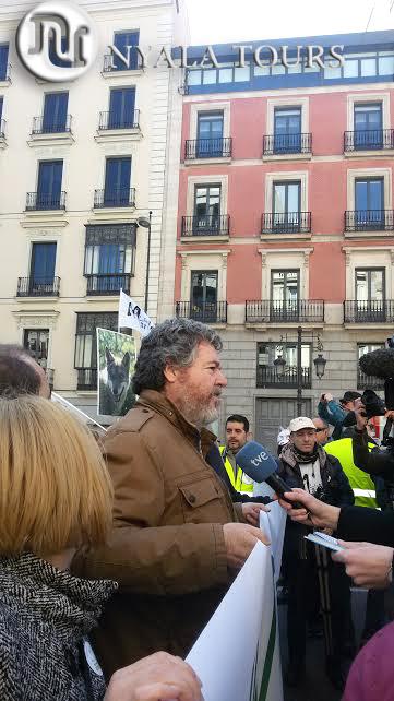Juan Antonio López Uralde ...activista ecologista español.