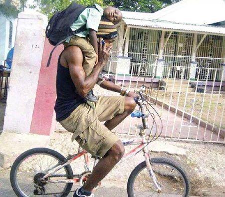 bike dad