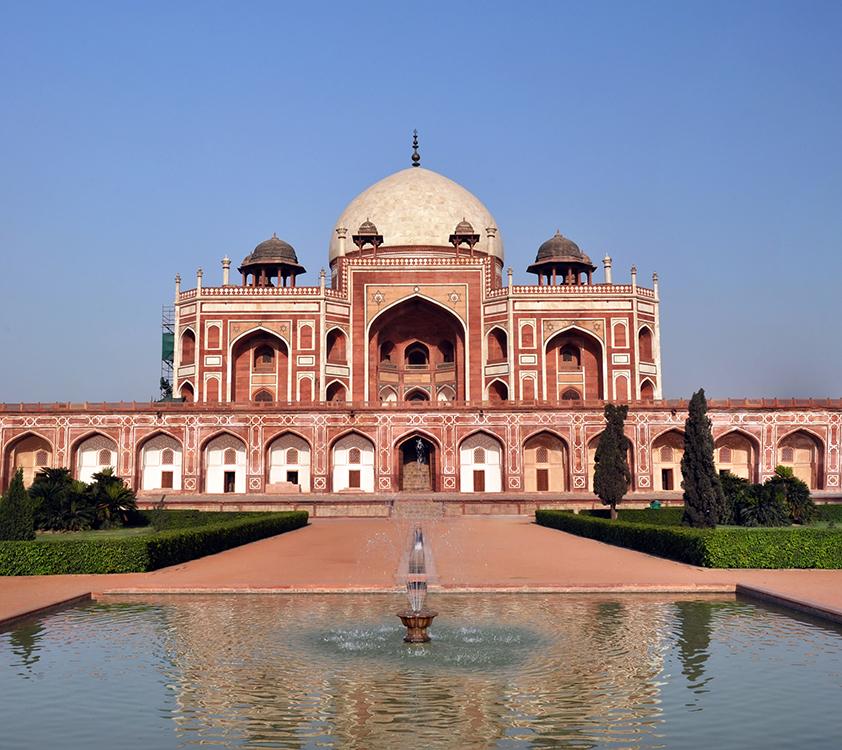 Tumba Humayun, Delhi
