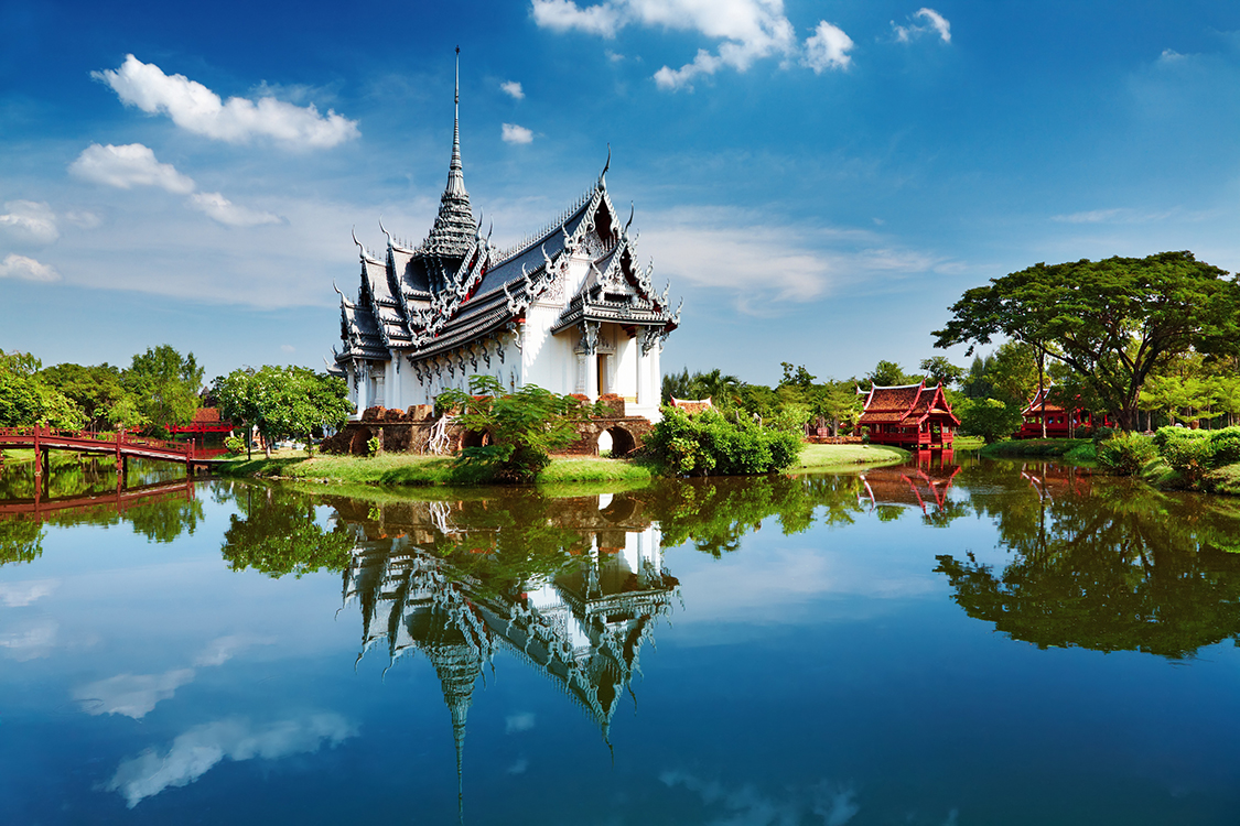 Sanphet Prasat Palace, Bangkok