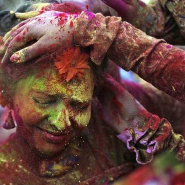 होली Holi – India-  Festival de la Primavera | Festival of Spring