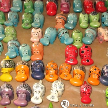 Artesanía en Nairobi, Kenia |  Handicrafts in Nairobi, Kenya
