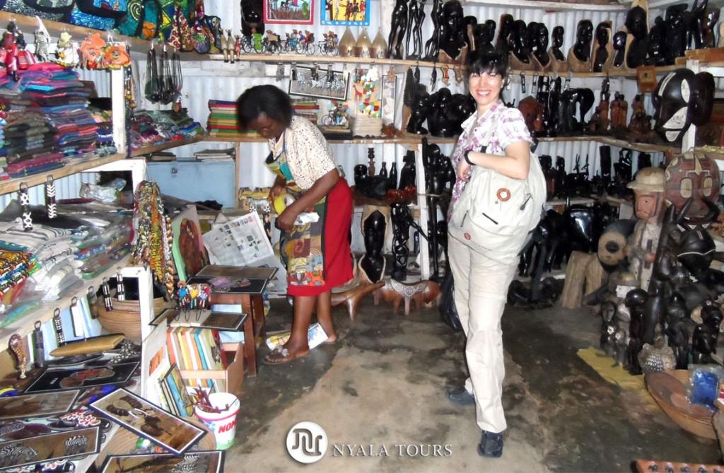 Kampala-market