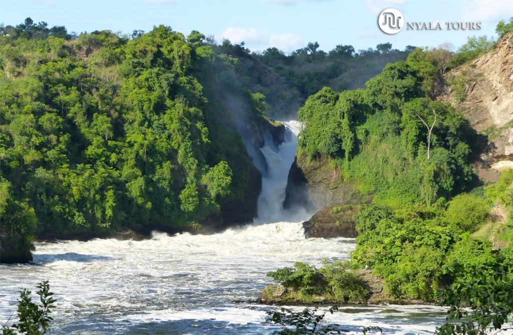 Cataratas Murchison.         Murchison Falls