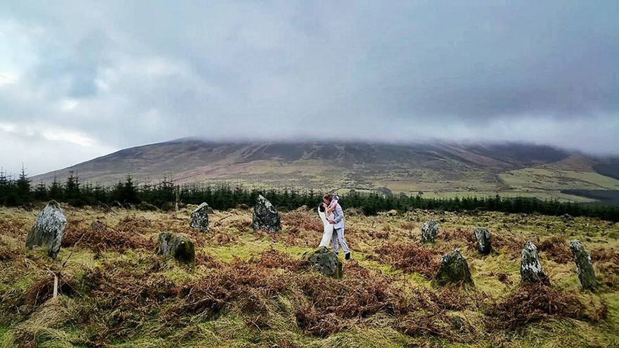 Boleykarrigeen Stones, Ireland
