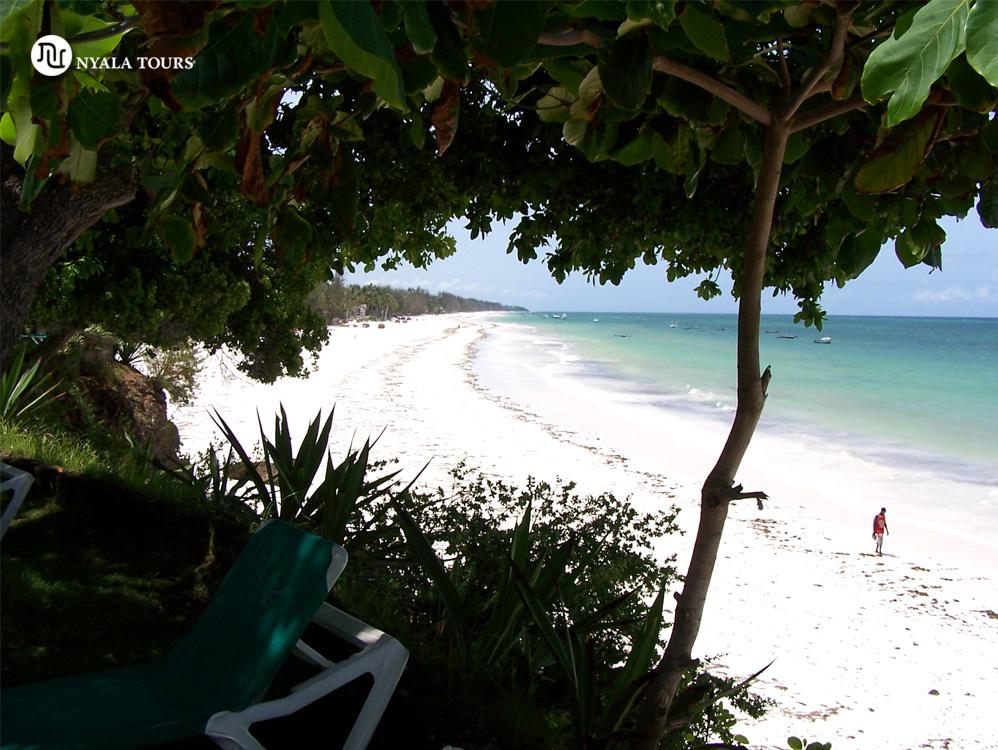 Playa de Diani, Kenia.  Diani Beach, Kenya