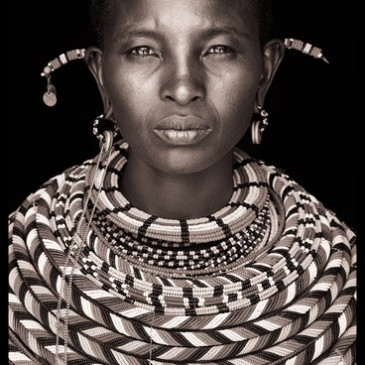 Caras de África | Faces of Africa   © John Kenny