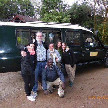 Viaje a medida a Kenia | Taylor-made trip to Kenya