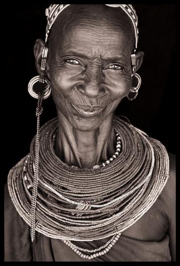 Rendille woman