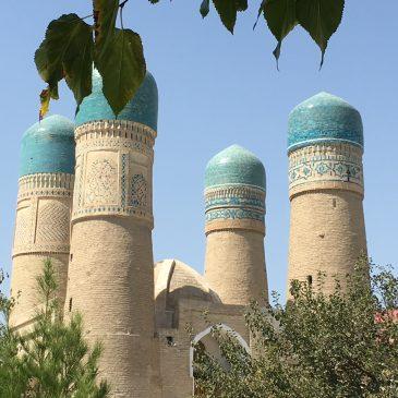 Nuestros Clientes Opinan – Viaje a Uzbekistán  | What our Clients say – Trip to Uzbekistan