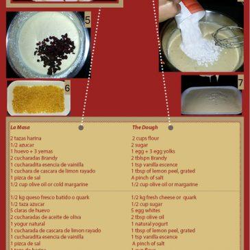 Tarta de Queso   Cheese Cake