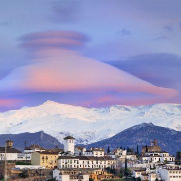 Nubes / Clouds (alocumulus lenticulari)