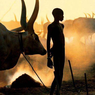 TRIBÚ DINKA – SUDÁN  DEL SUR  |   DINKA TRIBE – SOUTH SUDAN