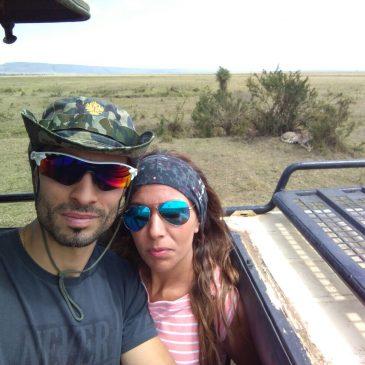 Viaje de novios a Kenia con isla Mauricio