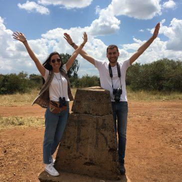 Safari y Playas de Kenia