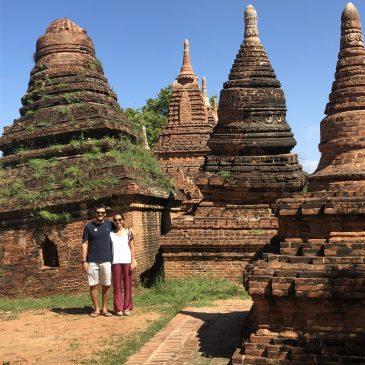 Luna de miel a Birmania, Tailandia y Maldivas