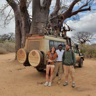 Viaje de novios a Kenia y Tanzania