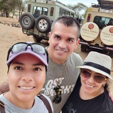 Viaje a Tanzania, Zanzibar y Egipto